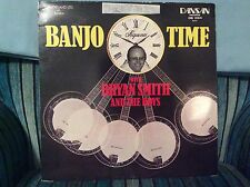 "BRYAN SMITHH & THE BOYS - BANJO TIME 12"" VINYL LP 1982 #FREE P&P UK#"