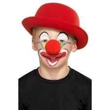 Famly Clown Cosmétique Kit instantané Déguisement clown Kit maquillage + nez