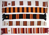 Roma Scarf Vintage Football Scarves Sciarpa Calcio Retro Knitted Serie A Ultras