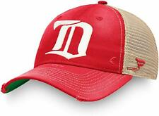 Mens Fanatics Red Detroit Red Wings True Classic Washed Trucker Snapback Hat