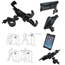 Portable 360° Music Stand Microphone Pole Holder Mount For iPad 3 4 Mini Air 2