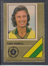 FKS - Soccer Stars 78/79 Golden Collection - # 219 Tony Powell - Norwich