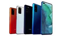 "Huawei Honor V30 5G 6.57"" 128GB 8GB 40MP Kirin 990 4200mAh Fast charging ByFedEx"