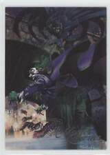 1995 SkyBox Batman Master Series #74 Jack's Whack Non-Sports Card 0b5