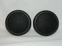 """Small 2"""" PAIR Full-Range Black - Waterproof / Marine / Bathroom / Speakers"""