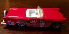 New Mattel Matchbox 1957 Ford T-Bird Nickelodeon Dora The Explorer