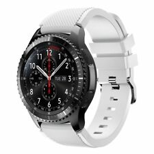 Silicone Bracelet Strap Wrist Band For Samsung Gear S3 Frontier/Classic 22mm