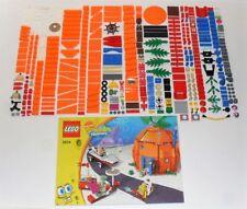 LEGO 3834 SPONGEBOB SQUAREPANTS BIKINI BOTTOM UNDERSEA PARTY.Rare.100% complete!