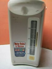 Zojirushi Water Dispenser Boiler & Warmer, CD-WBC40, VE 4.0 Liter