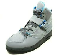 Nike Air Jordan Flight 45 TRK GS 467929 007 Boys Shoes Basketball Sneakers Grey
