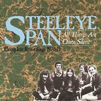 Steeleye Span - All Things Are Quite Silent - The Complete Recordings  (NEW 3CD)