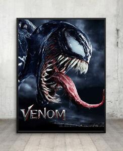 Venom Movie Poster Wall Art Maxi Print Tom Hardy Marvel New Films Cinema-1583