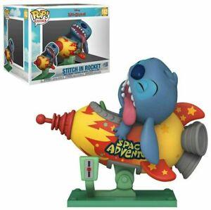 Funko POP! Rides Disney Lilo and Stitch: Stitch in Rocket FUNKO