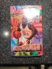 1993-94 Topps Finest Basketball Hobby box. Jordan Refractor