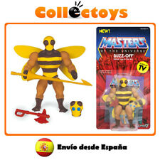 Figura Buzz Off - Masters of the Universe - MOTU - Vintage Collection - Super7