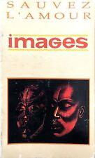 Images Cassette 2 titres Sauvez L'Amour - France (G/VG)