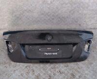 BMW 3 SERIES 14 E90 Rear Trunk Lid Tailgate Bootlid Boot Black Sapphire Metallic