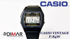 VINTAGE CASIO F-84W QW.587 JAPAN AÑO 1985.