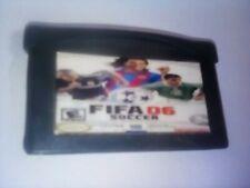 GameBoy Advance.Fifa 06 Soccer