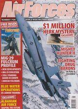 Air Forces Monthly (Jan 2007) (MiG-29, Nimrod MRA.4, Albania AF, RAF C-130K)