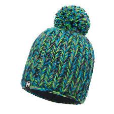 3bfa13ff68f Buff Freestyle Skyler Primaloft Knitted Beanie Bobble Hat Green