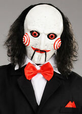 Adult Deluxe Saw Puppet Billy Mask