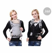 Kid New 360 Baby Four Position carrier Dusty gray Breathable