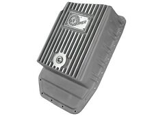 afe Transmission Pan (Raw); Ford F-150 Trucks 6R80 09-15