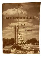 Monticello Wisconsin Town History Past and Present Paperback 1977