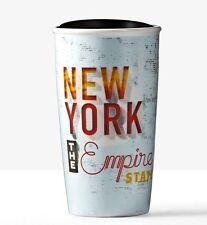 Starbucks New York State Double Wall Traveler, 12 fl oz