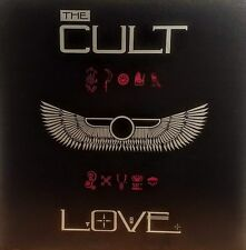 The Cult 'Love' Album Poster Flat Suitable for Framing Mint! 1985