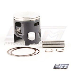 WSM Piston Kit: Yamaha 350 Banshee 87-06 1.5mm Over - Forged - 50-520-655