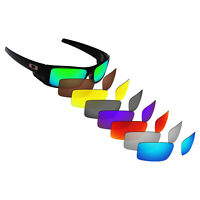 Hawkry Polarized Replacement Lenses for-Oakley Gascan Sunglass - Options