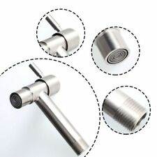 Stainless Steel Faucet Wall Mount  Sink Water Tap Washing Machine Laundry