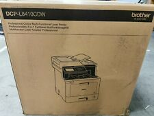 Brother DCP-L8410CDW Wireless Multifunction Laser Printer USB & Network31ppm
