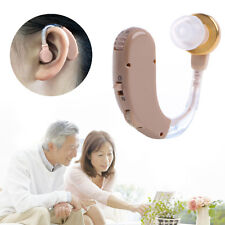 AXON B 13 Tone Hearing Aids The Ear Sound Amplifier Adjustable Aid Behind