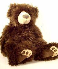 "RUSS BERRIE  ""Ewan"" COLLECTIBLE TEDDY BEAR 12"" Stuff Plush Wildlife Animal"