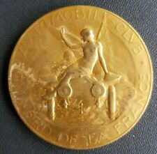 FRANCE - FRANCIA - FRENCH MEDAL - MEDAILLE EN BRONZE AUTOMOBILE CLUB 1923.