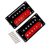 For Les Paul Epiphone Electric Guitar Pickups Humbucker Magnet Ceramic Set of 2