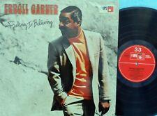Errol Garner GER Reissue LP Feeling is believing NM MPS 2129753 '76 Jazz Bop