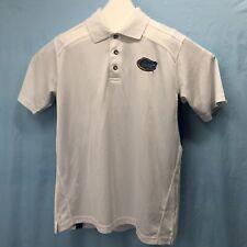 Florida Gators Men's Knights Apparel White Polo Shirt Size Large L