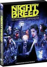 Nightbreed- Blu-ray 3-Disc Box Set LIMITED EDITION Directors Cut NEW/SEALED OOP