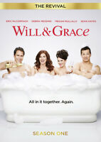 Will and Grace - The Revival: Season One DVD (2018) Eric McCormack cert 12 2