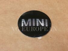 Mini Cooper Genuine Wheel Center Cap Emblem ,Hub Cap Sticker NEW