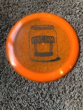 New never used Innova Champion Katana driver disc golf Pine Jam Stamp Oregon 166