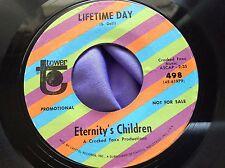 Rare Rock Sunshine Pop 45 : Eternity's Children ~ Tower 498 Promotional Copy