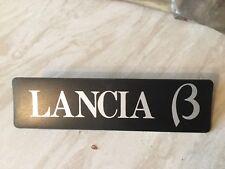 Lancia Beta Coupe  Rear Badge 82381264