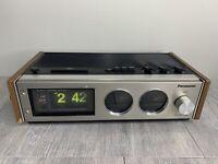 Panasonic Flip Clock Vintage Radio Alarm RC 7462 Ships FREE!