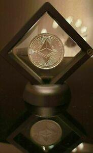 Crypto Coin 2020 - Ethereum - 1 oz Silber