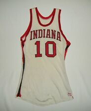 Vtg 1960s Wilson IU Indiana Hoosiers SAMPLE Game Jersey Team Issue Pro Cut Worn